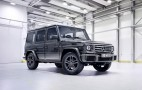 2016 Mercedes-Benz G-Class pricing starts at $120,825