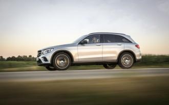 2016 Mercedes-Benz GLC 300: Quick Drive