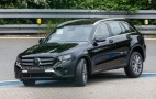 2016 Mercedes-Benz GLC (GLK-Class) Spy Shots