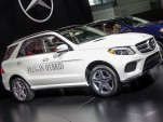2016 Mercedes-Benz GLE 550e Plug-In Hybrid, 2015 New York Auto Show