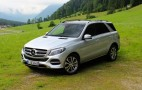 2016 Mercedes-Benz GLE550e Plug-In Hybrid: Quick Drive