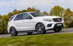 2016 Mercedes-Benz GLE450 AMG 4Matic Joins Growing AMG Sport Arsenal