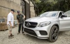 Mercedes Confirms GLE Coupe For 'Jurassic World', Teases AMG Variant In New Video