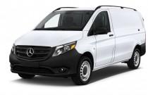 """2016 Mercedes-Benz Metris Cargo Van RWD 126"""" Angular Front Exterior View"""