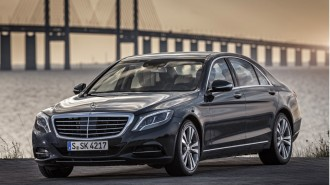 2016 Mercedes-Benz S550e Plug-In Hybrid