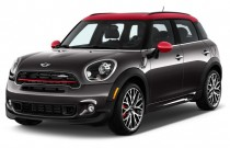 2016 MINI Cooper Countryman ALL4 4-door John Cooper Works Angular Front Exterior View