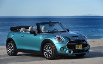 2016 Mini Cooper S Convertible first drive