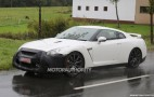 2017 Nissan GT-R spy shots