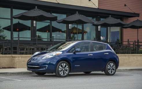 2016 Nissan Leaf vs BMW i3, Chevrolet Volt, Ford C-Max, Ford Focus ...