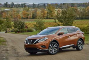 2016 Nissan Murano Hybrid slips quietly into lineup, minimal volume expected