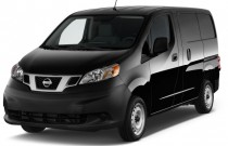 2016 Nissan NV200 I4 S Angular Front Exterior View