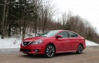 2016 Nissan Sentra 1.8 SR CVT gas mileage review