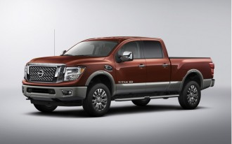 2016 Nissan Titan XD Priced From $41,485