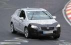 2016 Opel Astra Spy Video