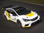2016 Opel Astra TCR race car