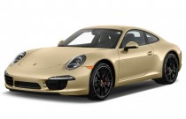 2016 Porsche 911 2-door Coupe Carrera Angular Front Exterior View