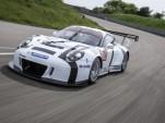 2016 Porsche 911 GT3 R race car