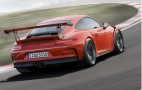 New Porsche 911 GT3 RS Taken To Nardo: Video