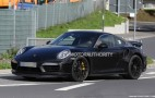 2016 Porsche 911 Turbo Spy Shots (With Interior)