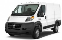 "2016 Ram ProMaster 1500 Low Roof 118"" WB Angular Front Exterior View"