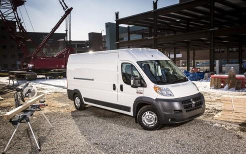 2016 ram promaster vs ford transit cargo van nissan nv the car