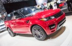 2016 Range Rover Sport HST Limited Edition: 2015 New York Auto Show Preview & Live Photos