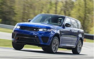 Escape Vs. CR-V, 2015 BMW X3, 2016 Range Rover Sport SVR: What's New @ The Car Connection