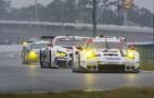 Heavy Rain Mars 2016 Rolex 24 At Daytona Qualifying