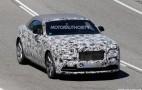 2016 Rolls-Royce Dawn Spy Shots