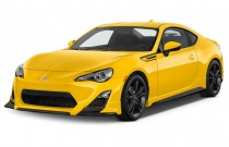 2016 Scion FR-S 2-door Coupe Auto Release Series 2.0 (Natl) Angular Front Exterior View