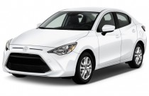 2016 Scion iA 4-door Sedan Auto (Natl) Angular Front Exterior View