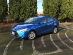 2016 Scion iA  -  second drive review