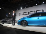 2016 Scion iM  -  live photos, 2015 NY Auto Show