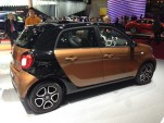2016 Smart ForFour  -  2014 Paris Auto Show