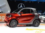 2016 Smart Fortwo  -  2014 Paris Auto Show