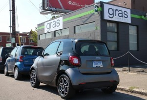 2016 Smart ForTwo: First Drive Of All-New Two-Seat Minicar