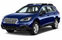 2016 Subaru Outback 4-door Wagon 2.5i Angular Front Exterior View