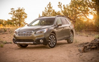 2016 Subaru Legacy, Outback Recalled To Fix Drivetrain Problem & Fire Risk