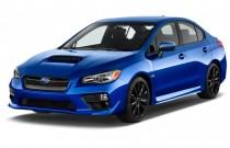 2016 Subaru WRX 4-door Sedan Man Angular Front Exterior View