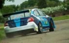 Mark Higgins smashes Isle of Man record in tuned Subaru WRX