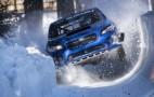 Subaru WRX STI bobsled, Mercedes-AMG sedan, 'Ghost in the Shell' motorcycle: Car News Headlines