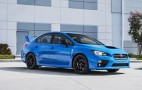 2016 Subaru BRZ And WRX STI Get Series.HyperBlue Special Editions