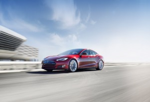 Tesla Model S electric-car racing series to launch next year