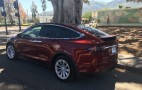 2016 Tesla Model X electric SUV first drive by Model S owner