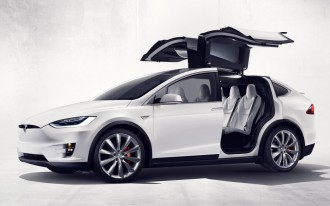 Tesla Model X SUV Revealed: 250-Mile Range, Starts Around $80,000