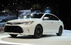 2016 Toyota Avalon Updated At 2015 Chicago Auto Show