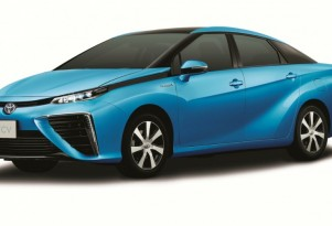 Toyota Needs Safety Rule Exemption To Sell Fuel-Cell Car In U.S.