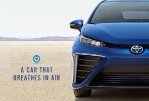 Toyota Mirai Fuel-Cell Car's Ad Agency Should Study Engine Technology More Closely