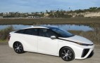 Toyota To Build Mirai Fuel Cell Vehicle At Former Lexus LFA Plant
