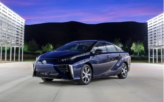 Toyota Frees Up Patents, Pushes For Hydrogen Fuel-Cell Future